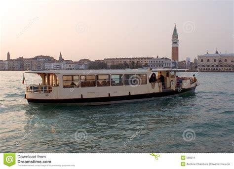 ferry boat venezia venice ferry stock image image 599311