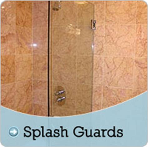 Shower Door Splash Guard Shower Doors Abc Shower Door And Mirror Corporation