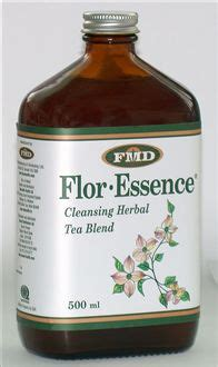 Flor Essence Detox Diet by Heres Health Store Flor Essence Liquid 500ml