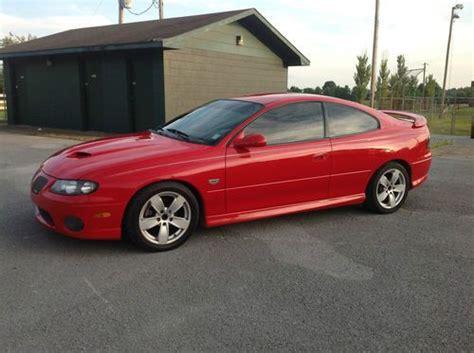 fast pontiac cars purchase used 2004 pontiac gto turbo charged fast