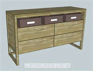 white finea 4 drawer dresser diy projects