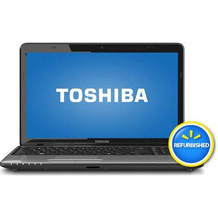 toshiba refurbished 17 3 quot satellite l775 s7108 laptop pc with amd a6 3420m processor and windows