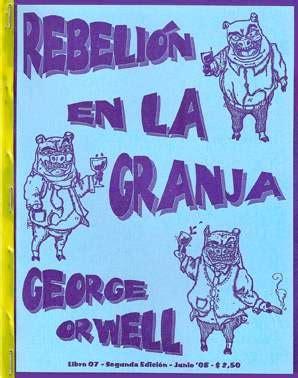 libro la granja al dedillo al libro rebeli 243 n en la granja lo pod 233 s conseguir gratis por internet argentina indymedia