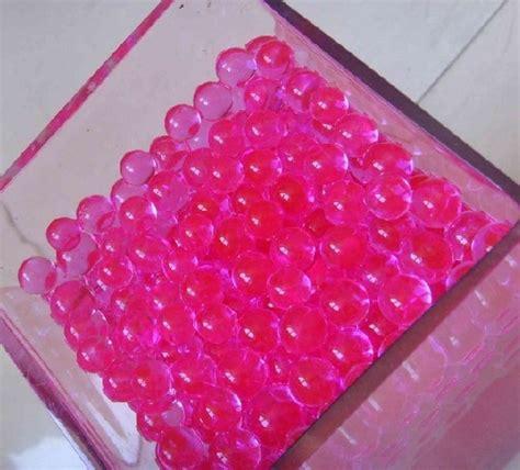 Jual Hidrogel Makassar jual hidrogel pink 10 gram bibit