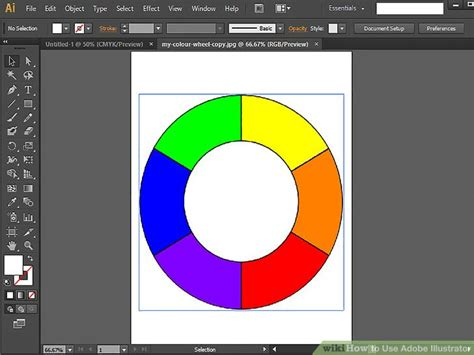 adobe illustrator how to use adobe illustrator 11 steps with pictures