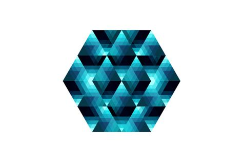 geometric pattern after effects prism after effects promo template free download