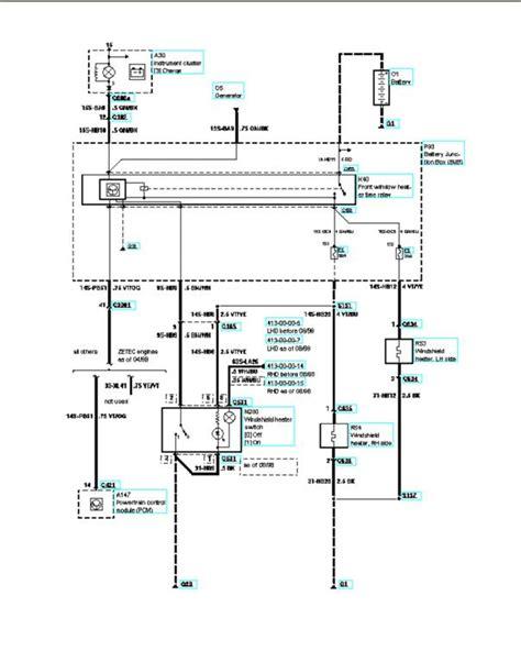 mondeo wiring diagram 21 wiring diagram images wiring