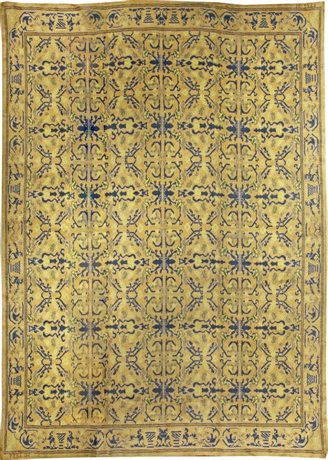 pattern a espanol vintage spanish rug bb2726 by doris leslie blau