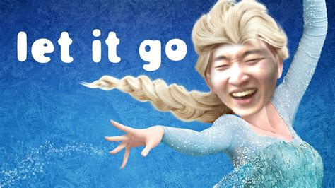 where does st go ge 이상호 quot 엘사가 음치라면 quot let it go frozen korean youtube