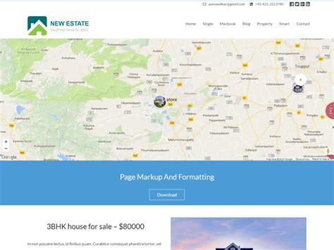 themes wordpress free real estate 20 best free wordpress real estate themes dartthemes