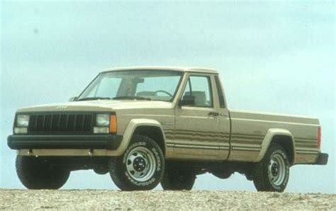 1991 jeep comanche specs used 1992 jeep comanche for sale pricing features