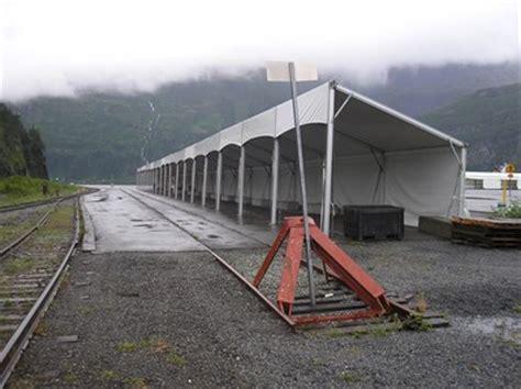 whittier depot whittier alaska stations depots
