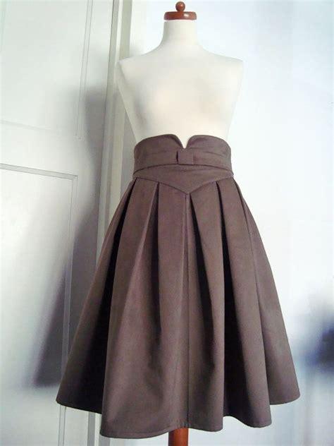 25 best ideas about box pleat skirt on