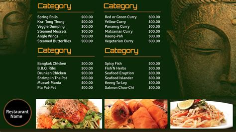 100 template menu chinese food by chinese food