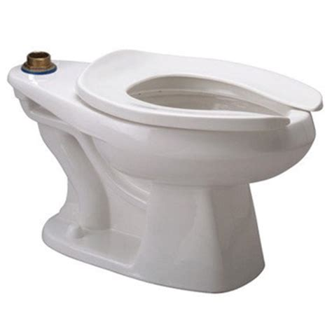 zurn z5665 bwl toilet bowl only floor mounted elongated