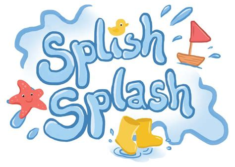 splish splash my in and out of the water books splish splash storytime