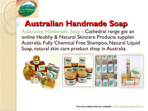 Handmade Skin Care Products - handmade soaps and healthy skin care products