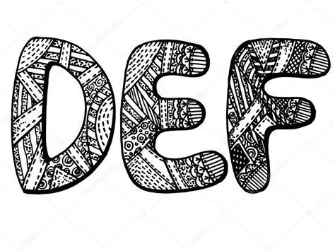 lettere dell alfabeto stilizzate lettere dell alfabeto vettoriali stock 169 vitatarpan