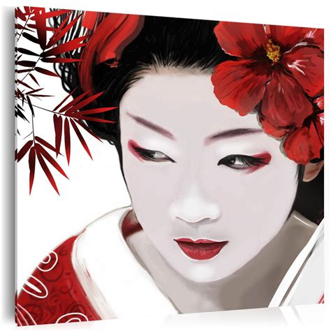 cuadros de japonesas ve cuadro geisha japonesa y otras decoraciones en la