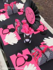 a minnie mouse birthday uncommon designs
