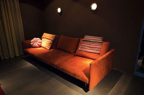 bright colored sofas seasonal finds trendy sofas and sectionals that captivate