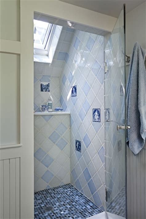 Skylight Shower by Transforming A Modular Shower Into A Fabulous Custom