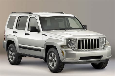 liberty jeep 2008 2008 jeep liberty overview cars com