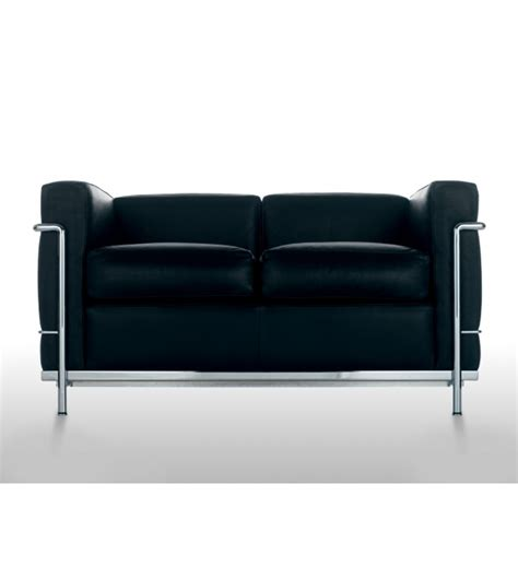 divani cassina lc2 divano 2 posti cassina milia shop