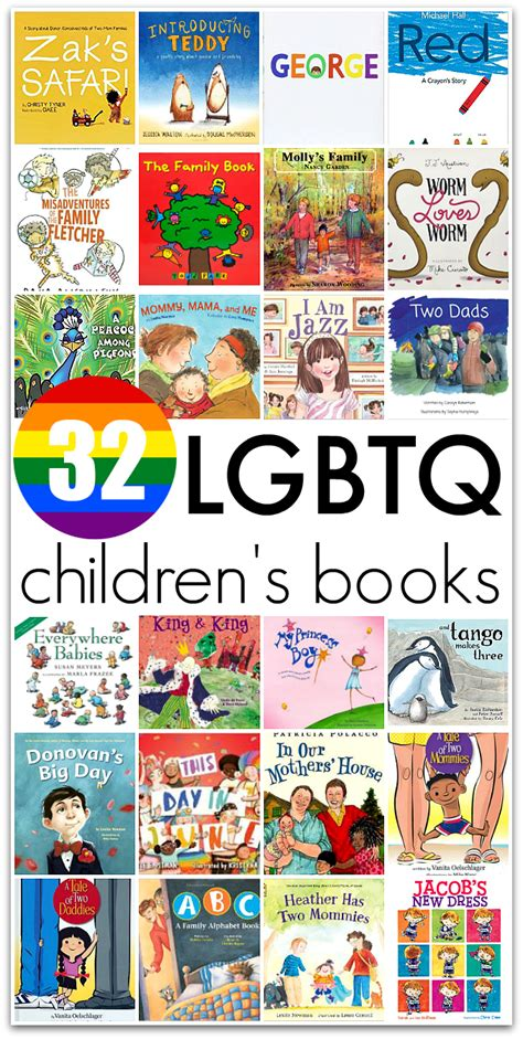books for 32 lgbtq children s books no time for flash cards