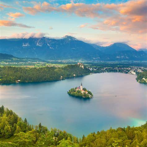 slovenia lake slovenia lake bled riviera travel