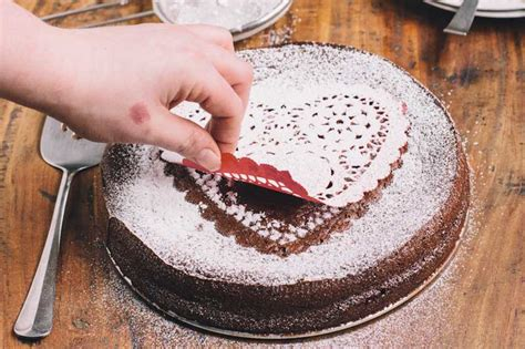 valentines day cakes recipes valentines day flourless chocolate cake recipe dishmaps