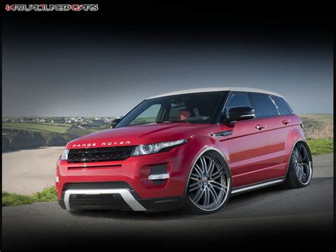modified range rover evoque pics for gt land rover evoque black modified