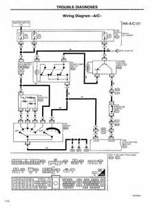 2010 nissan sentra air conditioner wiring diagram 2010 get free image about wiring diagram