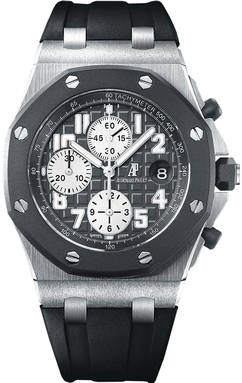 Audemars Piguet Clone Ap Rubber Clad 25940sk oo d002ca 03 audemars piguet royal oak offshore chronograph 42mm mens