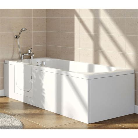 easy access bathtubs ramsden easy access bath front panel victorian