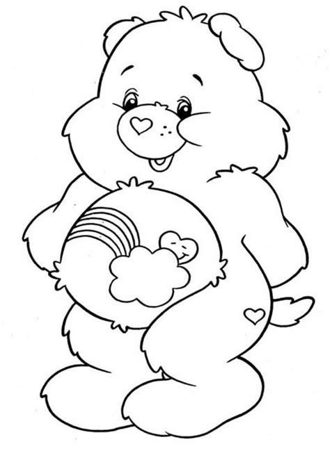 241 care bears coloring sheets images care bears coloring books