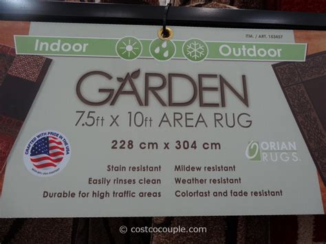 costco indoor outdoor rugs costco indoor outdoor rugs orian indoor outdoor garden