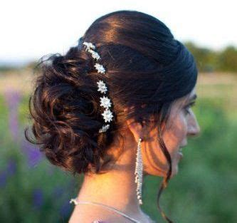 Indian Wedding Hair Bun Pin by Indian Wedding Hairstyles For Indian Brides Up Dos