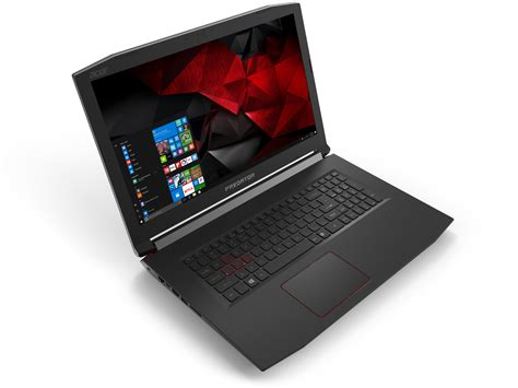 Laptop Acer Predator Helios 300 Acer New Predator Helios 300 Gaming Laptops Announced Notebookcheck Net News