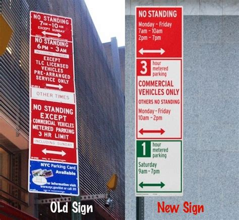 Garden City Ny Parking Tickets How To Read Nyc Parking Signs