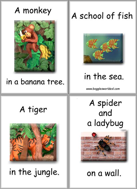 Printable Animal Habitat Cards | free habitats worksheets coloring pages