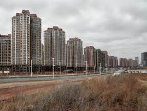 abandoned cities in china are mongolian nomads moving into china s ghost cities