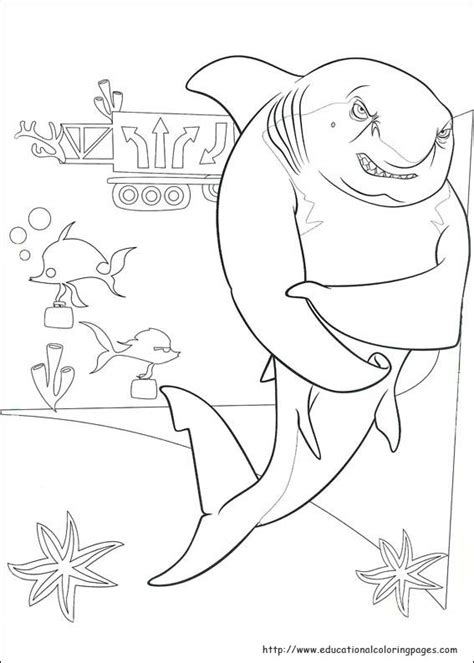 free coloring pages shark tale shark tale coloring educational fun kids coloring pages
