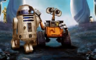 Feed pictures robot art creative star wars 3d free wallpapers
