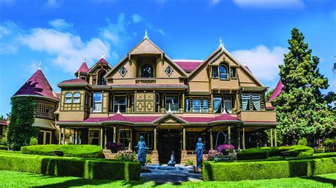 Paranormal History The Winchester Mystery House