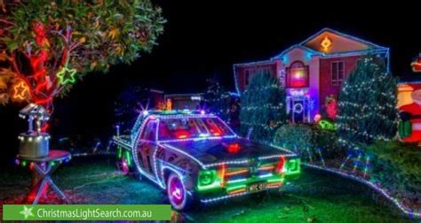 big list of the best christmas lights in melbourne 2016
