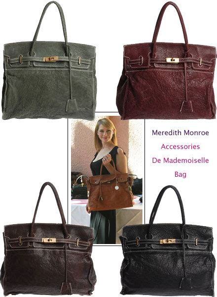 Accessories De Mademoiselle The Inspired By Hermes Birkin Bag accessories de mademoiselle the inspired by hermes birkin bag