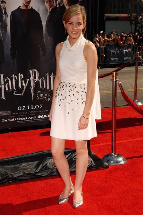 Watson Wears Chanel Again At The Harry Potter La Premier by Purnadownload 2007 Watson S Style Evolution