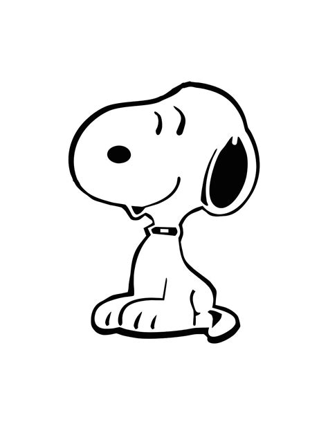 free coloring pages of woodstock and snoopy