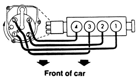 97 honda accord spark wires diagram free